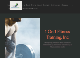 1on1fitnesstraining.com