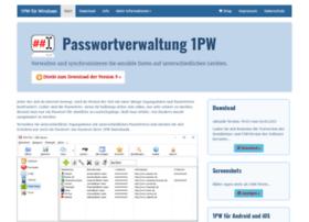 1pw.de
