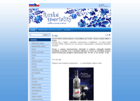 1ruskespeciality.cz