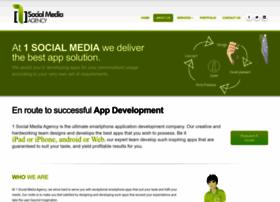 1socialmediaagency.com
