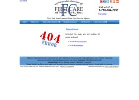 1st-care.org