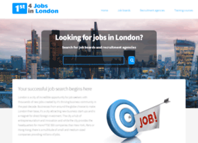 1st4jobsinlondon.co.uk