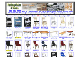 1stackablechairs.com