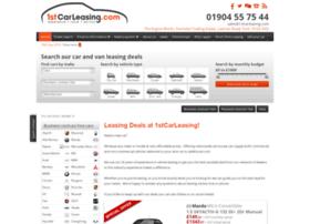 1stcarleasing.com