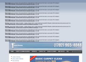 1stcarpetcleaninglasvegas.com