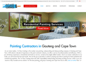 1stclasscoatings.co.za