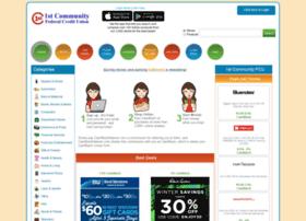 1stcomfcu.cashbackheaven.com