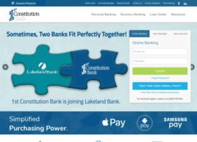 1stconstitutionbank.com