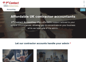 1stcontactaccounting.com