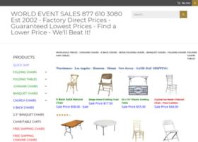 1stfoldingchairs.com