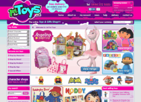 1stfortoys.co.uk