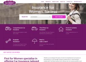 1stforwomen.com.au