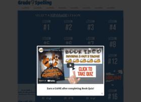 1stgradespelling.com