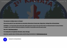 1stkanatascouts.org