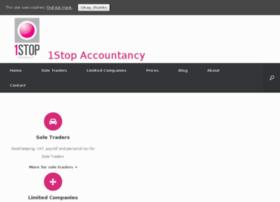 1stopaccountancy.com