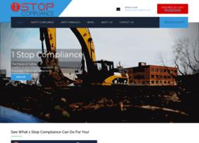1stopcompliance.com