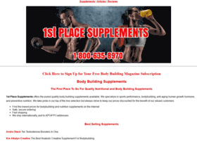 1stplace-supplements.com