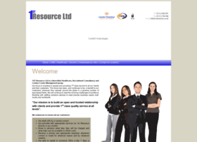 1stresource.co.uk