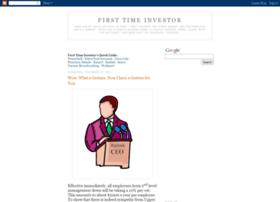 1sttimeinvestor.blogspot.com