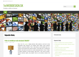 1stwebdesign.sk
