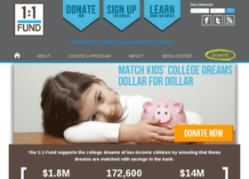 1to1fund.org