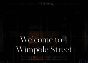 1wimpolestreet.co.uk