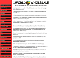 1worldwholesale.com