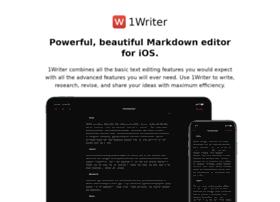 1writerapp.com