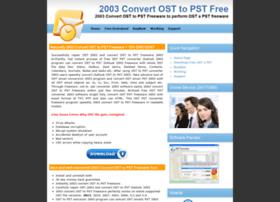 2003.convertosttopstfreeware.com
