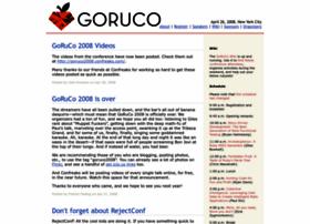 2008.goruco.com