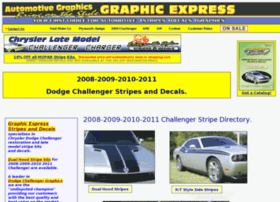 2009-challenger-stripes.com
