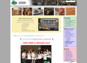 2009.igem.org