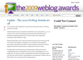 2009.weblogawards.org