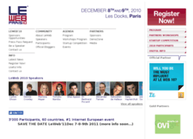 2010.leweb.net