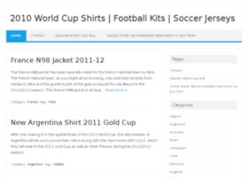 2010worldcupfootballshirts.com