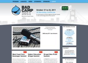 2011.badcamp.net