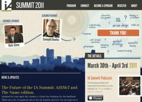 2011.iasummit.org