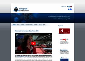 2012.data-forum.eu