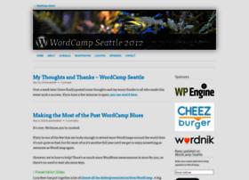 2012.seattle.wordcamp.org