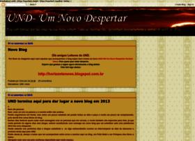 2012umnovodespertar.blogspot.com.br