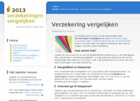 2013-zorgverzekering-vergelijken.nl
