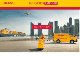 2013.dhlrates.be