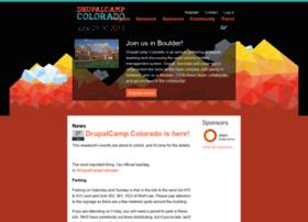 2013.drupalcampcolorado.org
