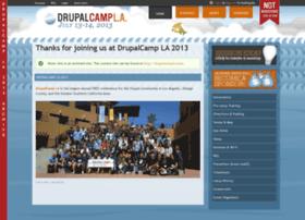 2013.drupalcampla.com