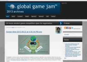 2013.globalgamejam.org