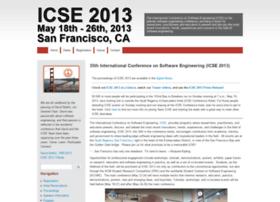 2013.icse-conferences.org