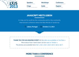 2013.lxjs.org
