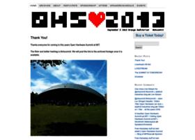 2013.oshwa.org
