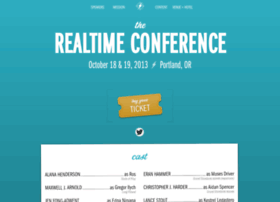 2013.realtimeconf.com
