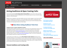 2013auditions.com